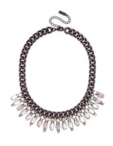 crystal ray collar