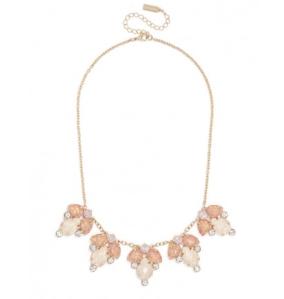 opal petal collar
