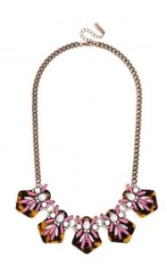 violet tortoise collar